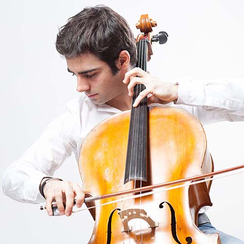 Pablo FERRANDEZ, cello