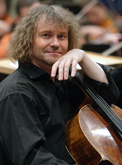 Alexandre Kniazev, cello