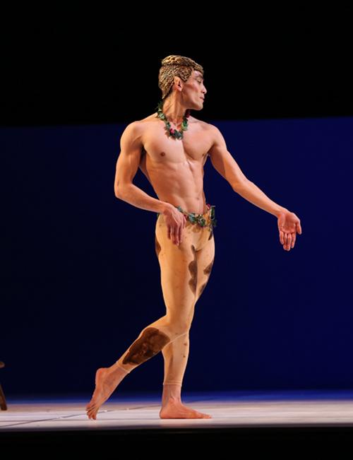 NIJINSKY - Ballet national du Canada � Cylla von Tiedemann